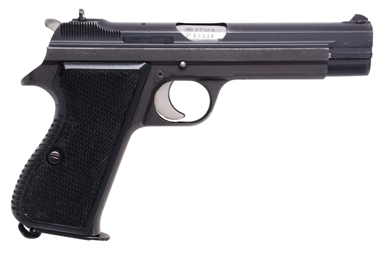 Swiss SIG P210 Private Production - sn P873xx