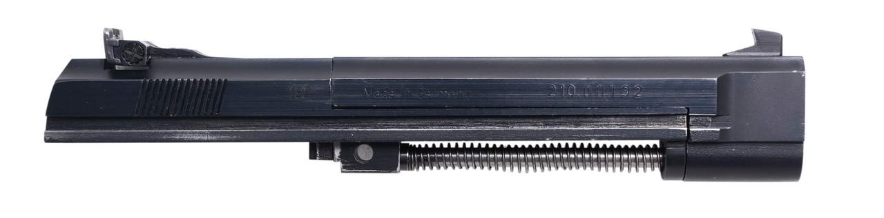 Peters Stahl P210 .22LR Conversion Kit - sn 210.00192