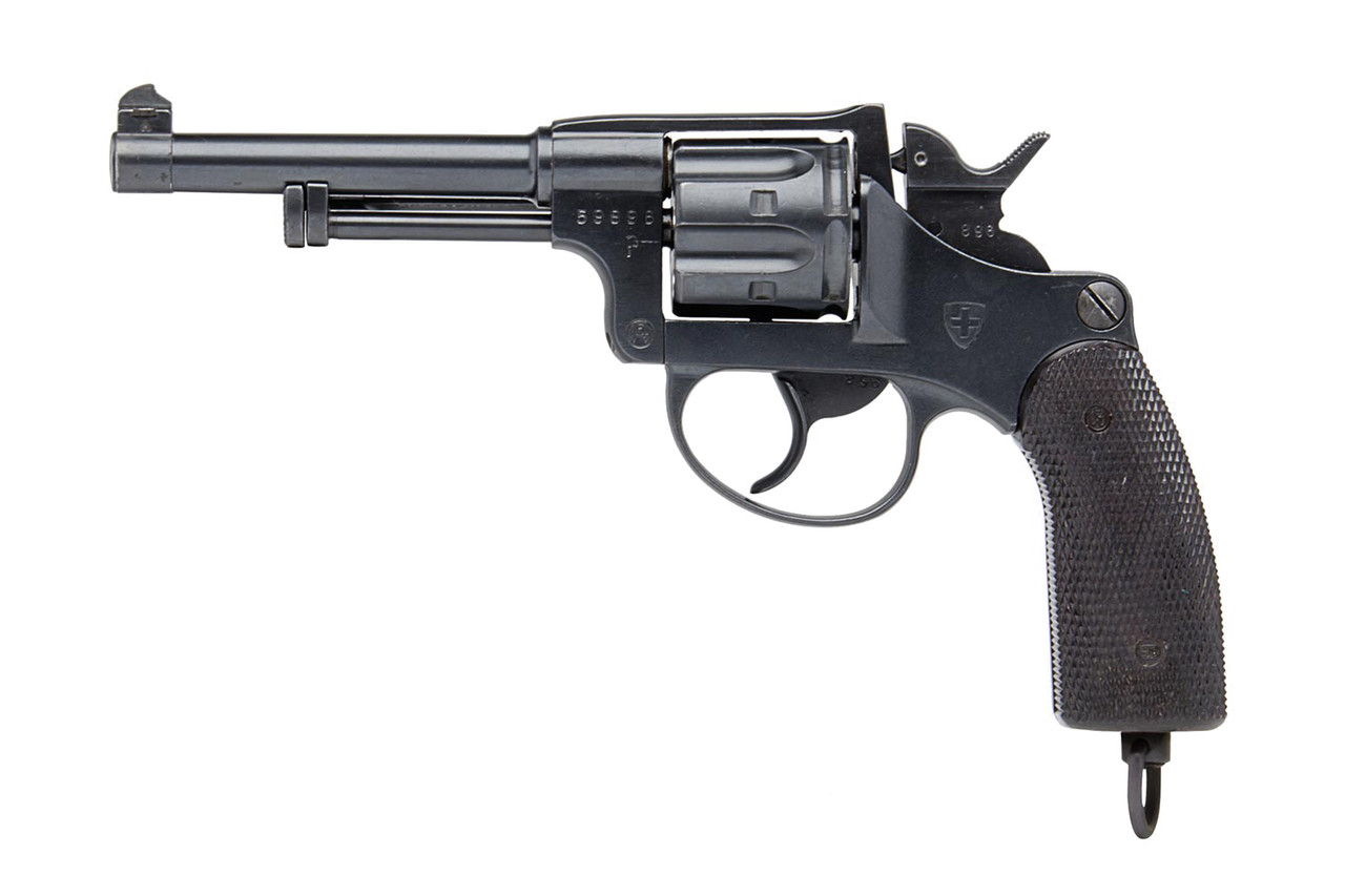 Swiss 1882 revolver - $595 (1882/29-59896) - Edelweiss Arms