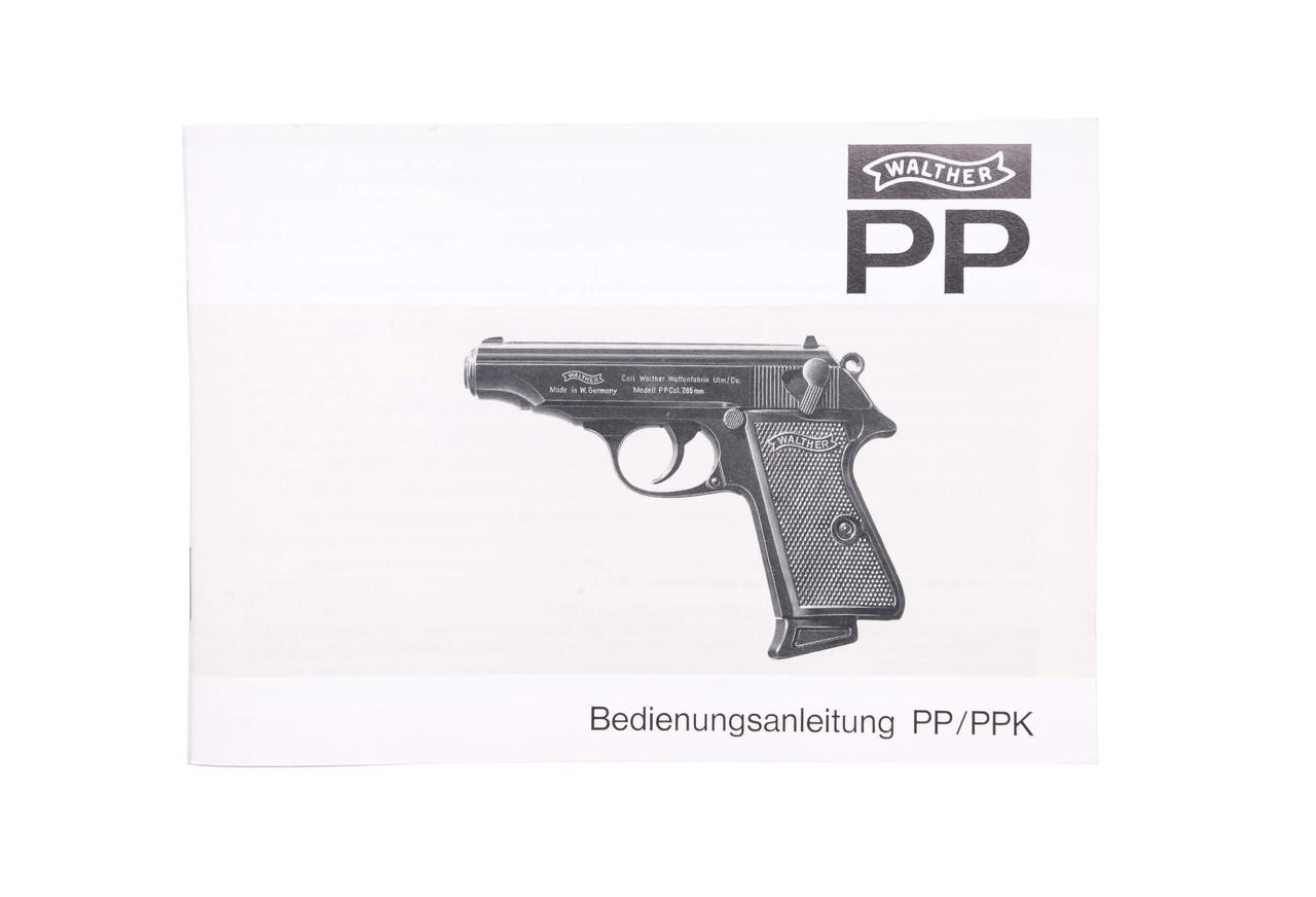 Walther PP - Niedersachsen Police - sn 359xxx