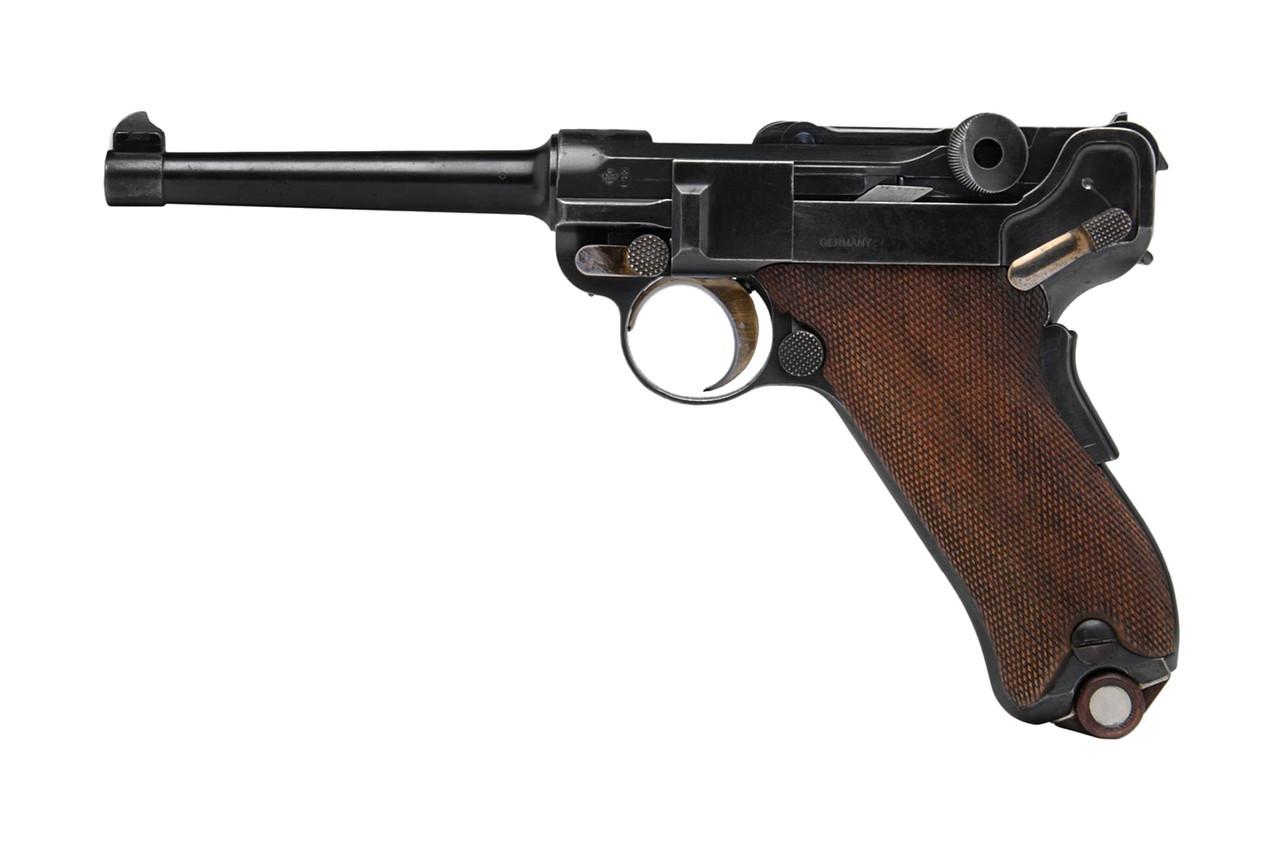 DWM Luger 1900 Swiss Military - sn 1xxx