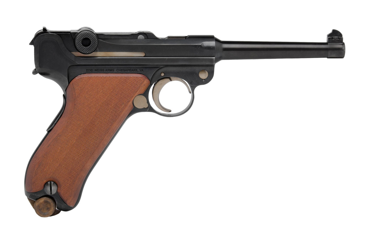 Swiss Luger 06/24 - $1995 (06/24-19230) - Edelweiss Arms