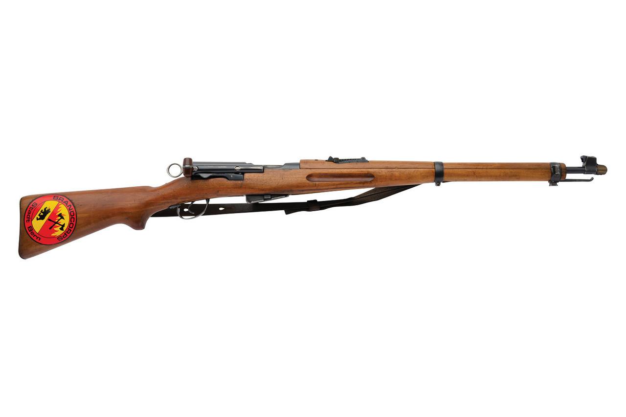 Swiss K11 - $745 (RCK11-34328) - Edelweiss Arms