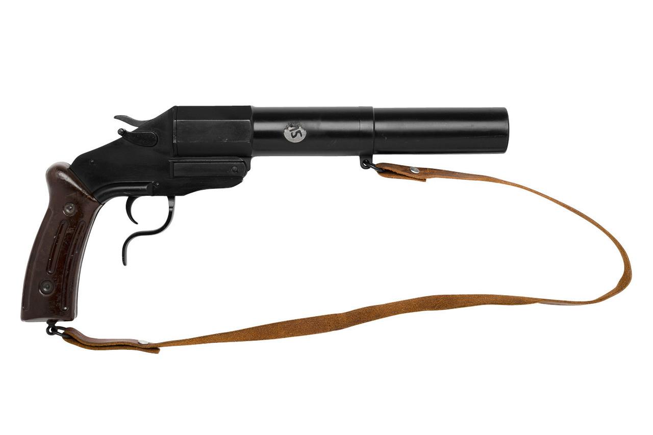 Swiss M17/38 Flare Gun - $695 (PCFP-8983) - Edelweiss Arms