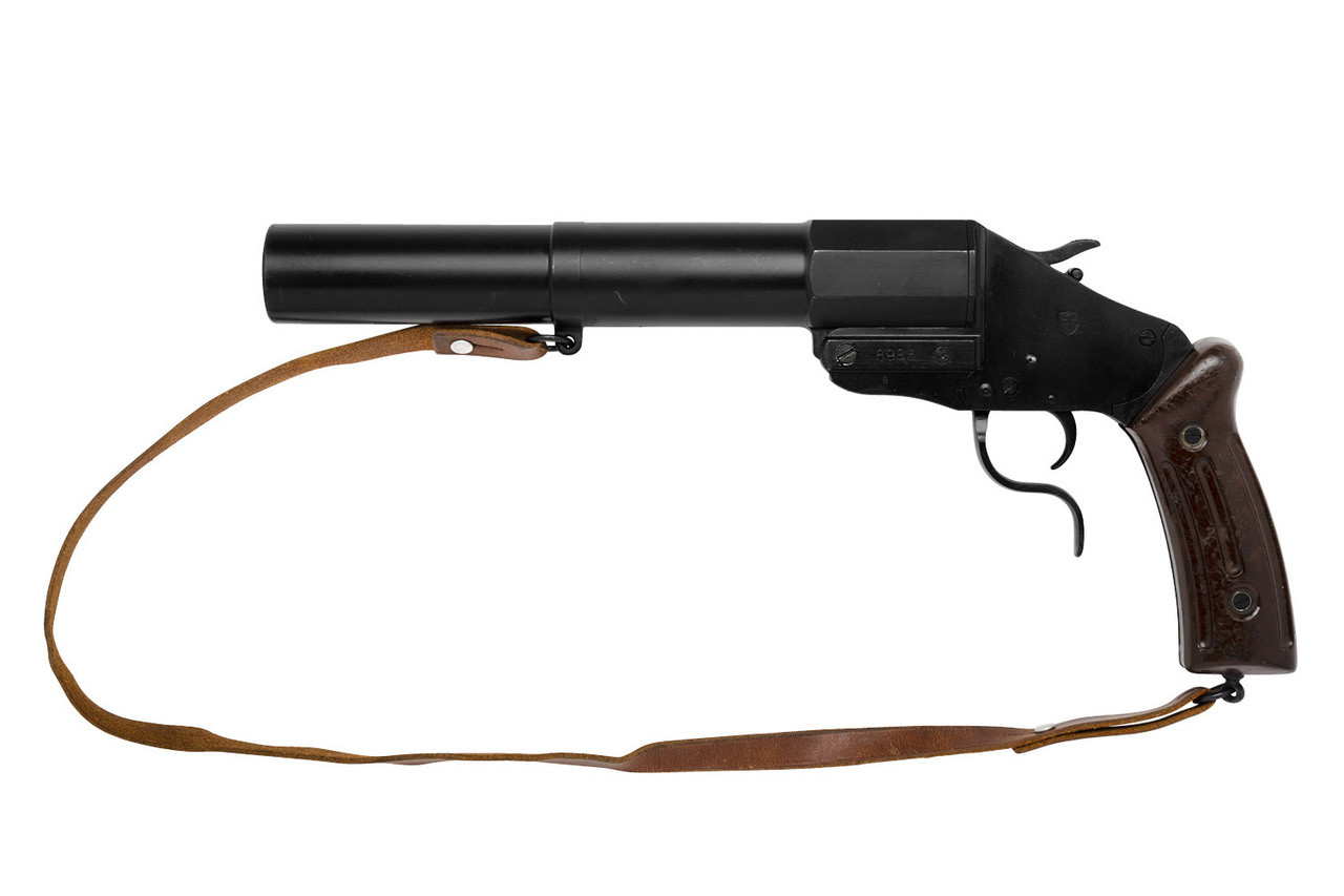 Swiss Military M17/38 Flare Gun - sn 8xx2