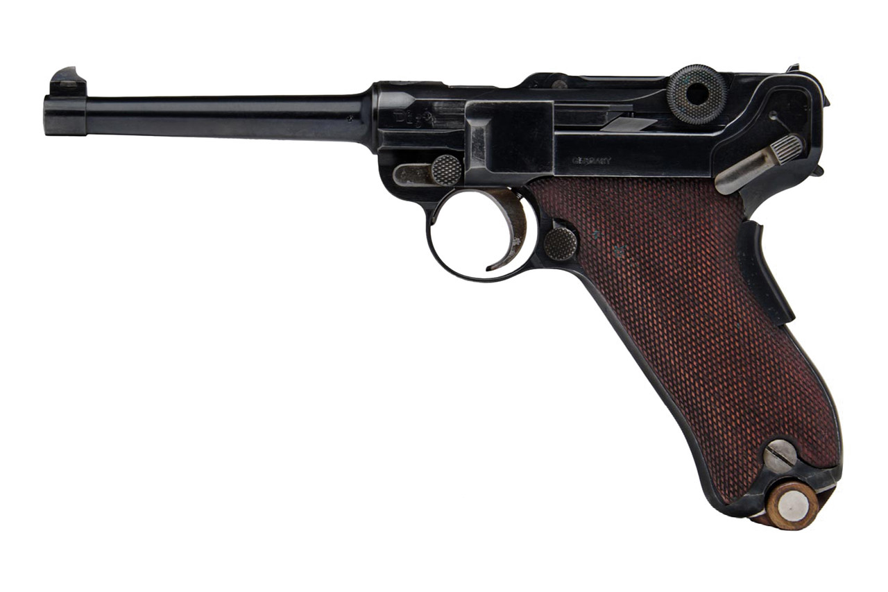 DWM 1906 Swiss Police - sn 12xx4
