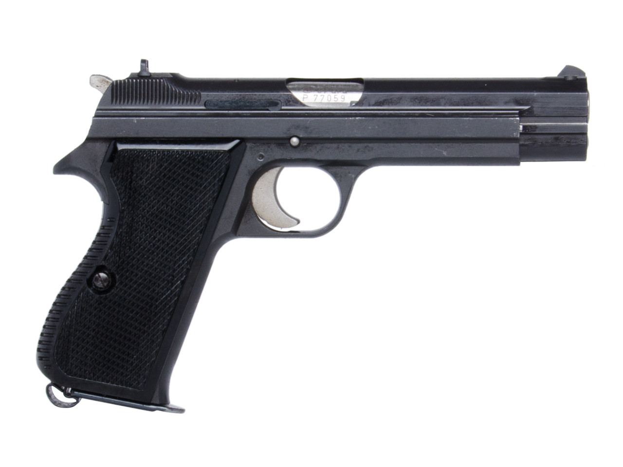 Swiss SIG P210 - $2400 (P210-P77059) - Edelweiss Arms