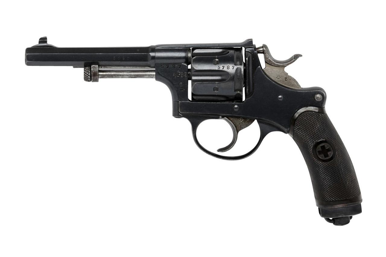 W+F Bern Swiss 1882 Revolver w/ Holster - sn 5xxx