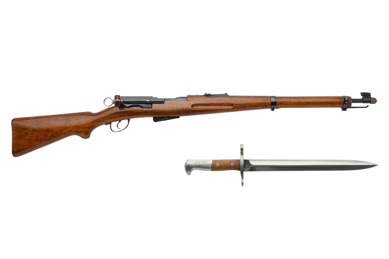 Swiss K11 w/ bayonet - $1095 (RCK11-79672) - Edelweiss Arms