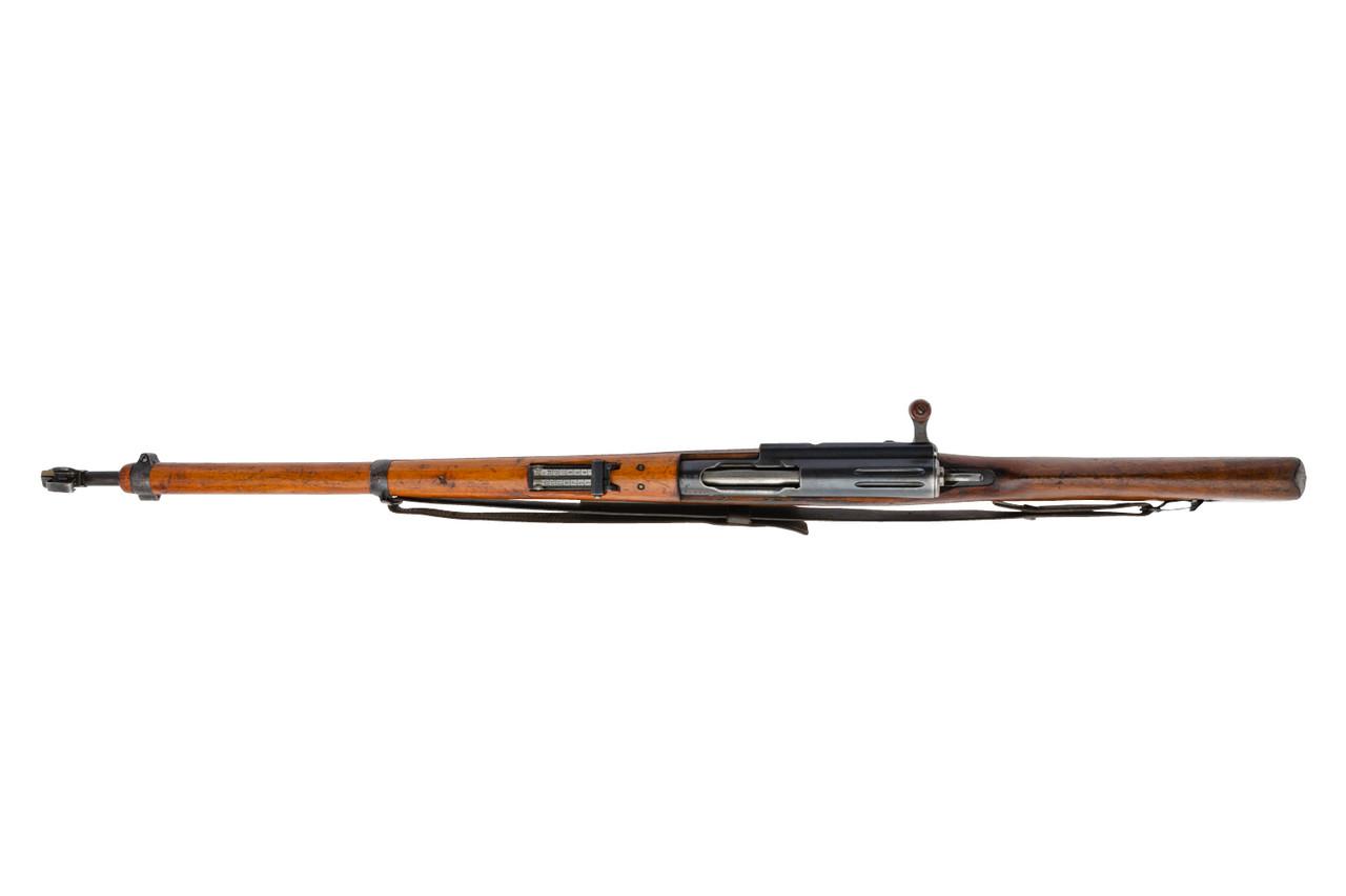 W+F Bern Swiss K11 w/ Bayonet - sn 200xxx