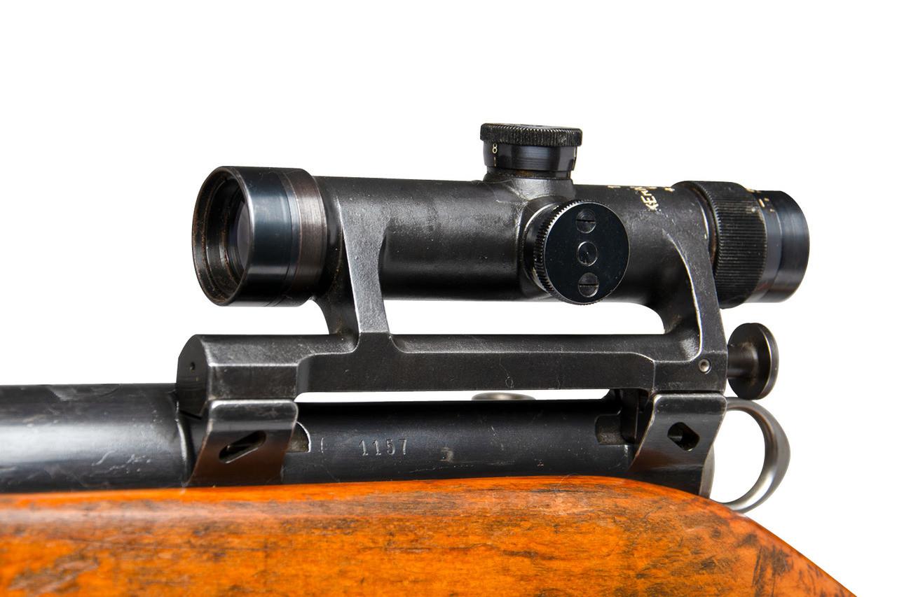 k31 sniper, k31 sniper rifle, zfk31/55, zfk55, zfk-55, swiss sniper rifle, swiss zfk55 sniper rifle, sniper rifle, 1955 sniper carbine, zfkar 55, zfkar 31/55