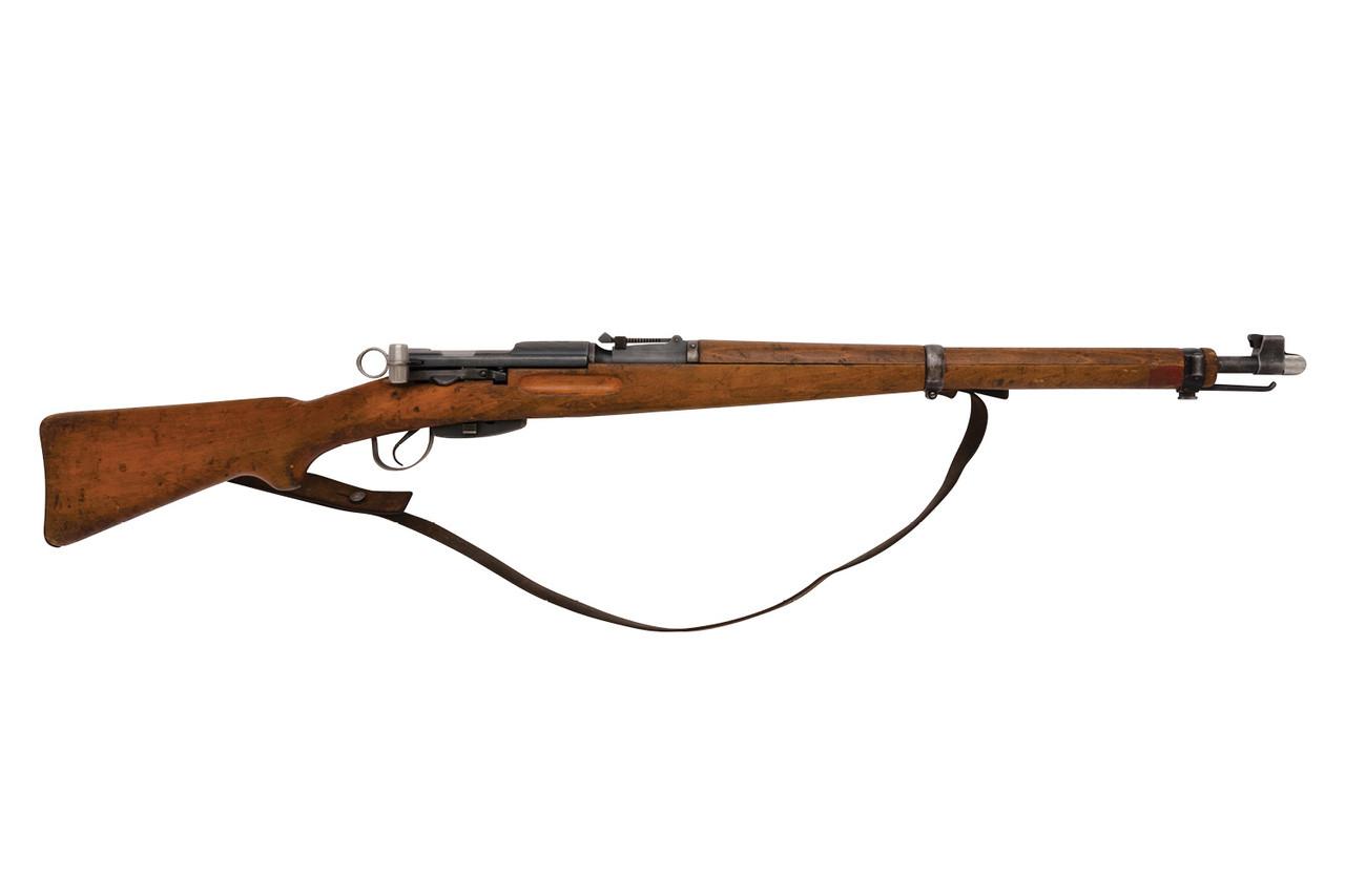 W+F Bern Swiss K31 carbine