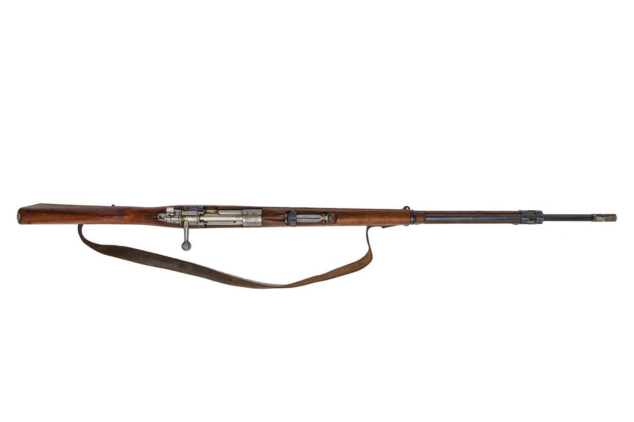 DWM Brazilian Contract 1908 Mauser - sn 6xxx