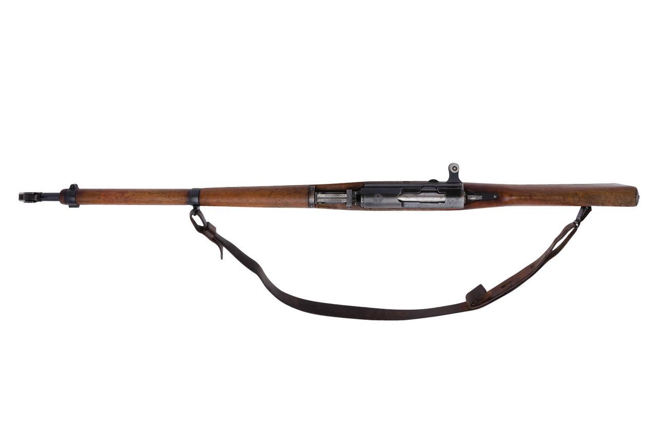 W+F Bern Swiss K31 with bayonet - sn 5801xx