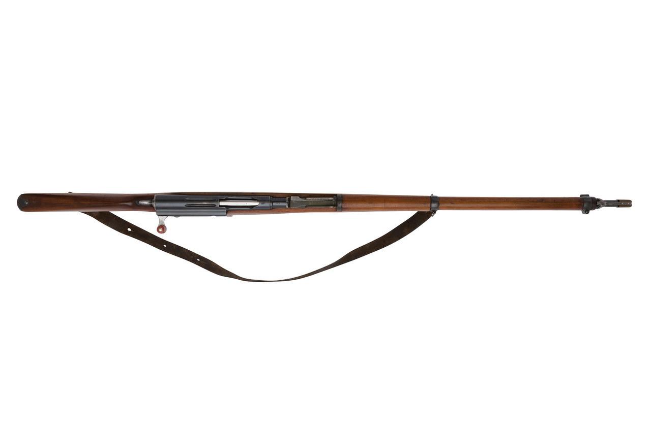 W+F Bern Swiss 1889 w/ matching bayonet - sn 99xxx