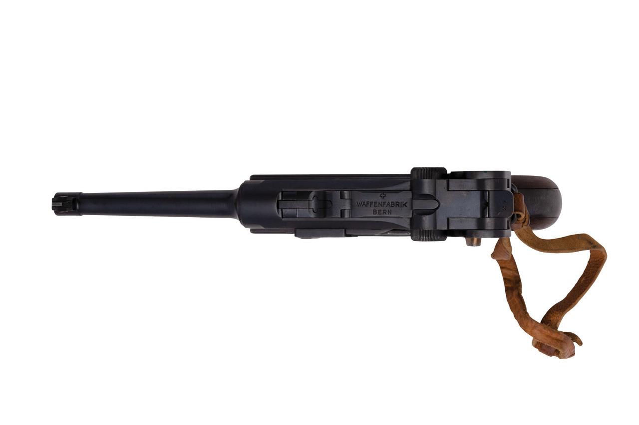 W+F Bern Swiss 06/24 w/ leather holster - sn 25xxx