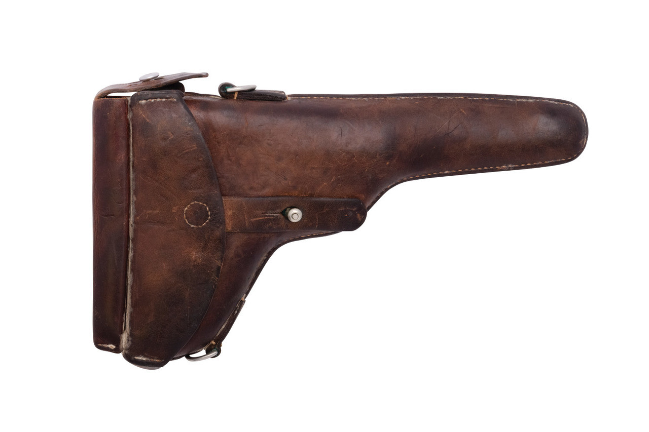 W+F Bern Swiss 06/24 w/ leather holster - sn 25xxx