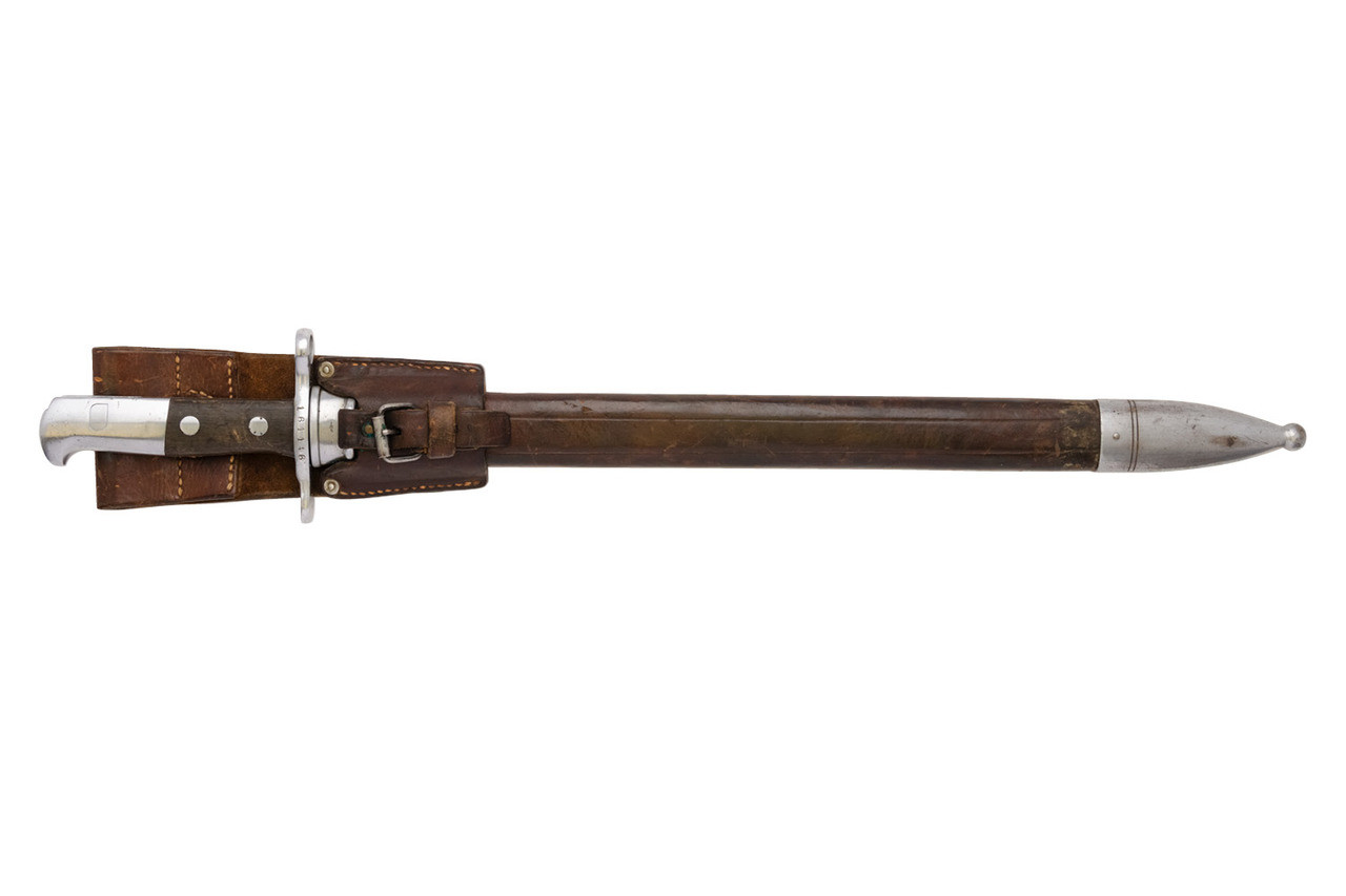 M1914 Pioneer Sawback Bayonet - sn 161146