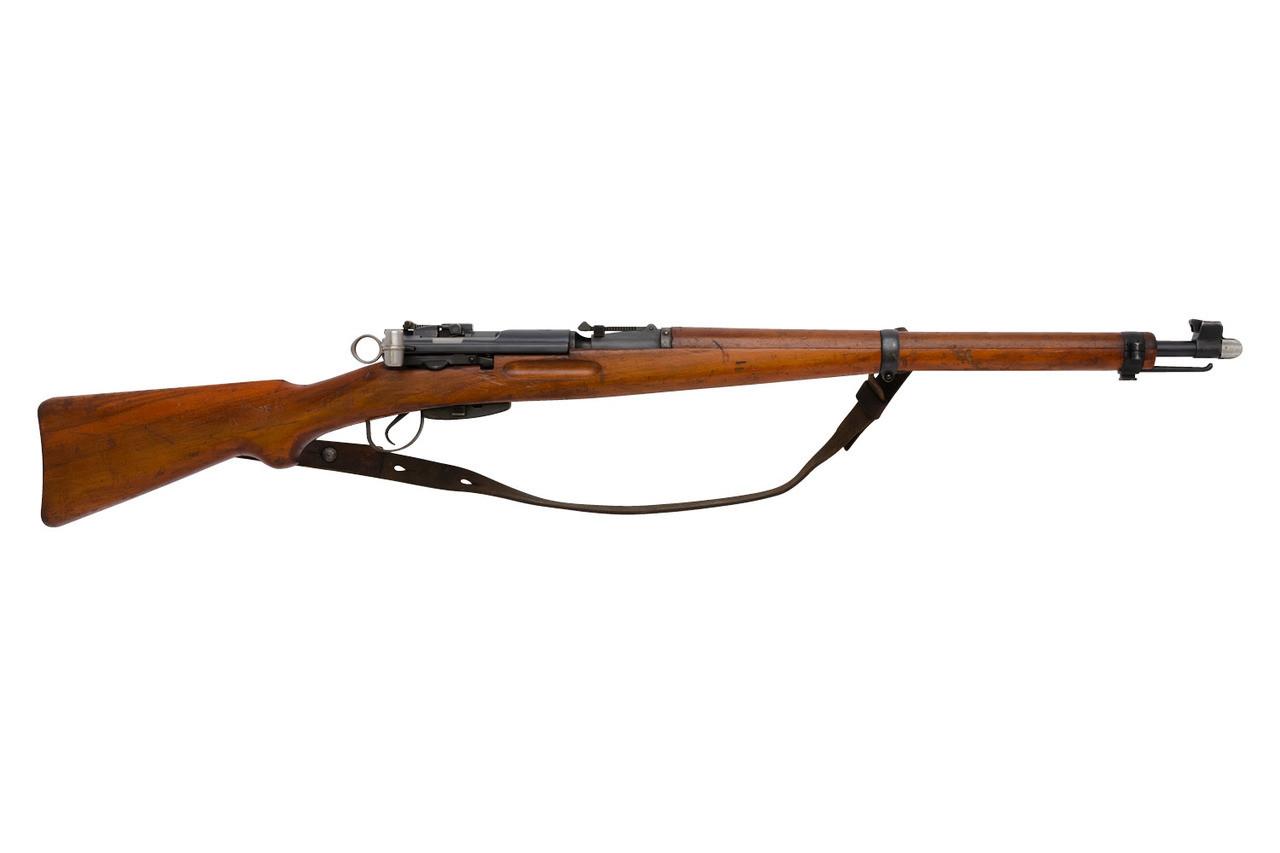 Swiss ZFK 31/42 Sniper Rifle - sn 4505xx