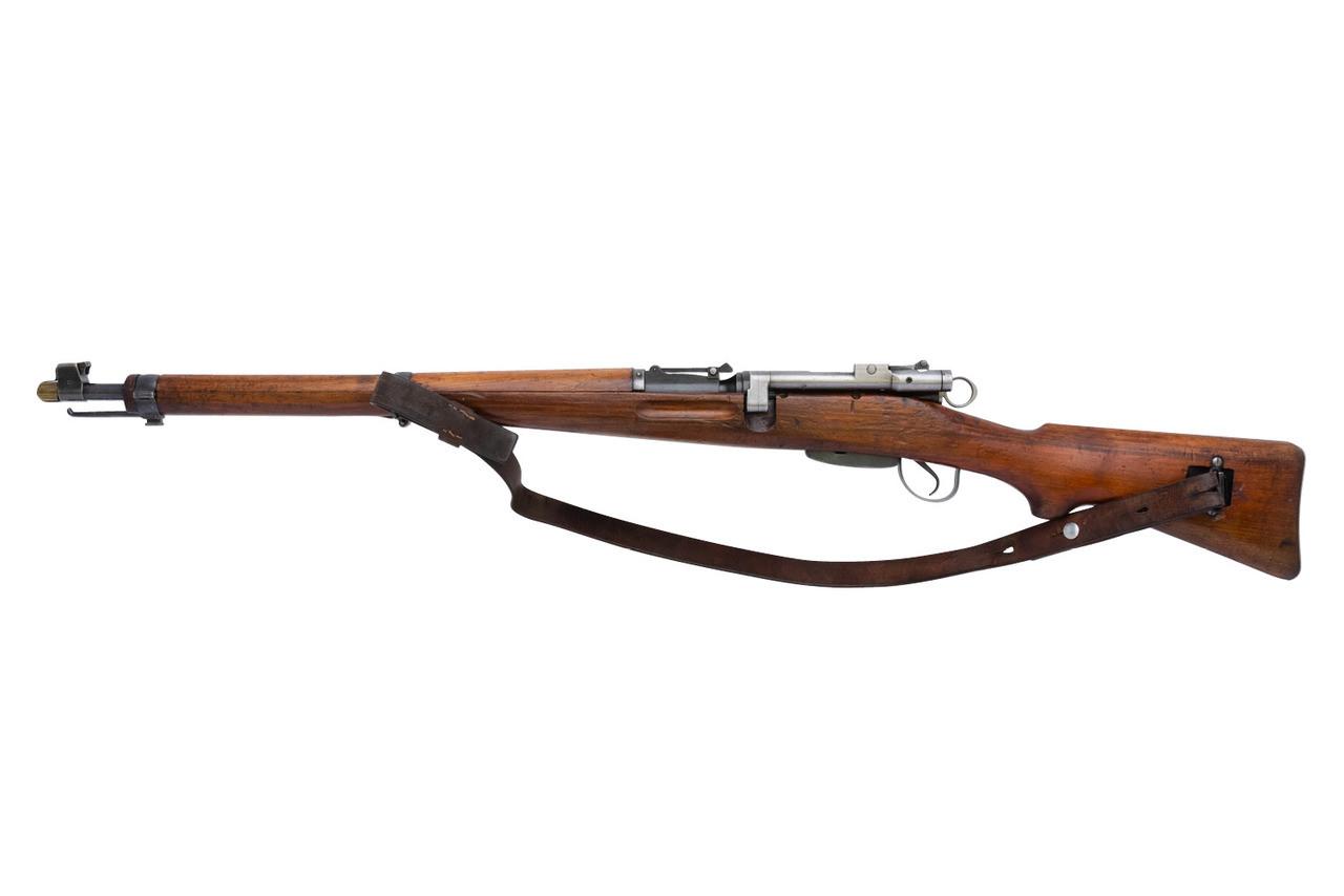 Swiss ZFK 31/42 KTA Trial Sniper Rifle - sn 4500xx