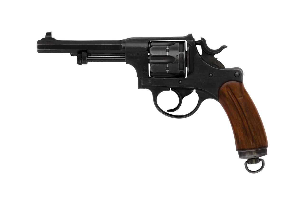 W+F Bern Swiss 1882 Revolver - sn 352xx