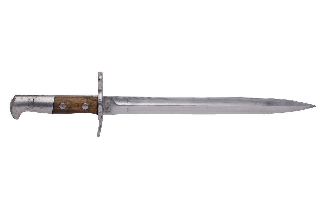 M1918 Bayonet - sn 168400