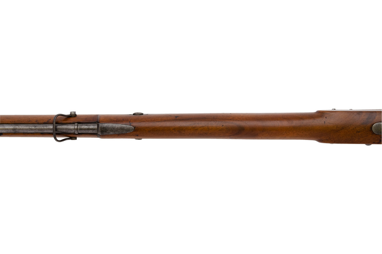 1864/67 Milbank-Amsler Stutzer Scharfschützen w/ bayonet - sn 1xx