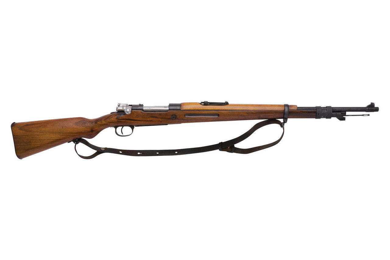 Model 1943 Short Rifle - sn 2Fxxxx