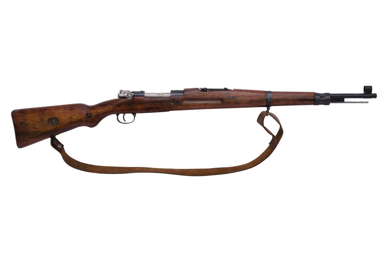 Yugoslavian Contract Zbrojovka Brno VZ.24 Mauser - sn P5xxx