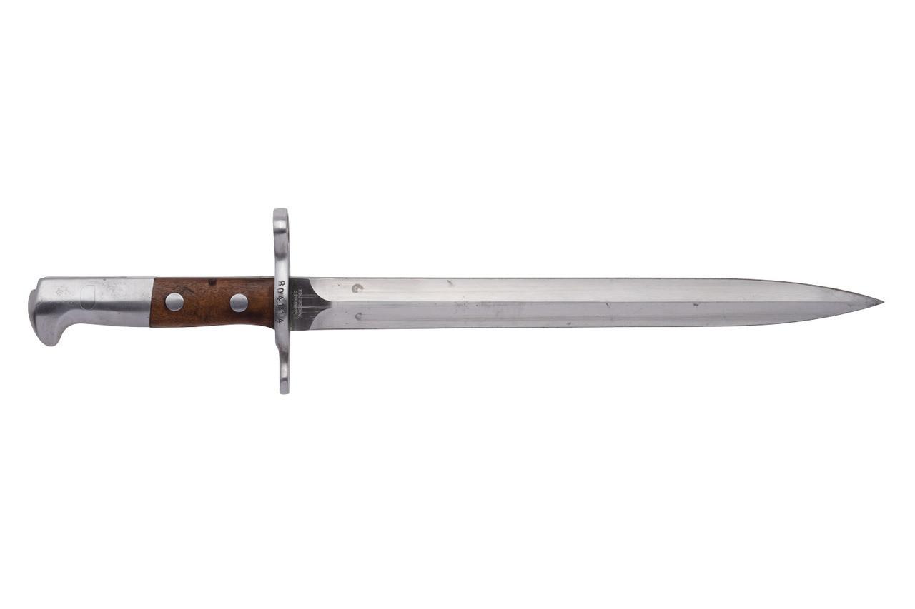 M1918 Elsener Schwyz Bayonet - sn 804114
