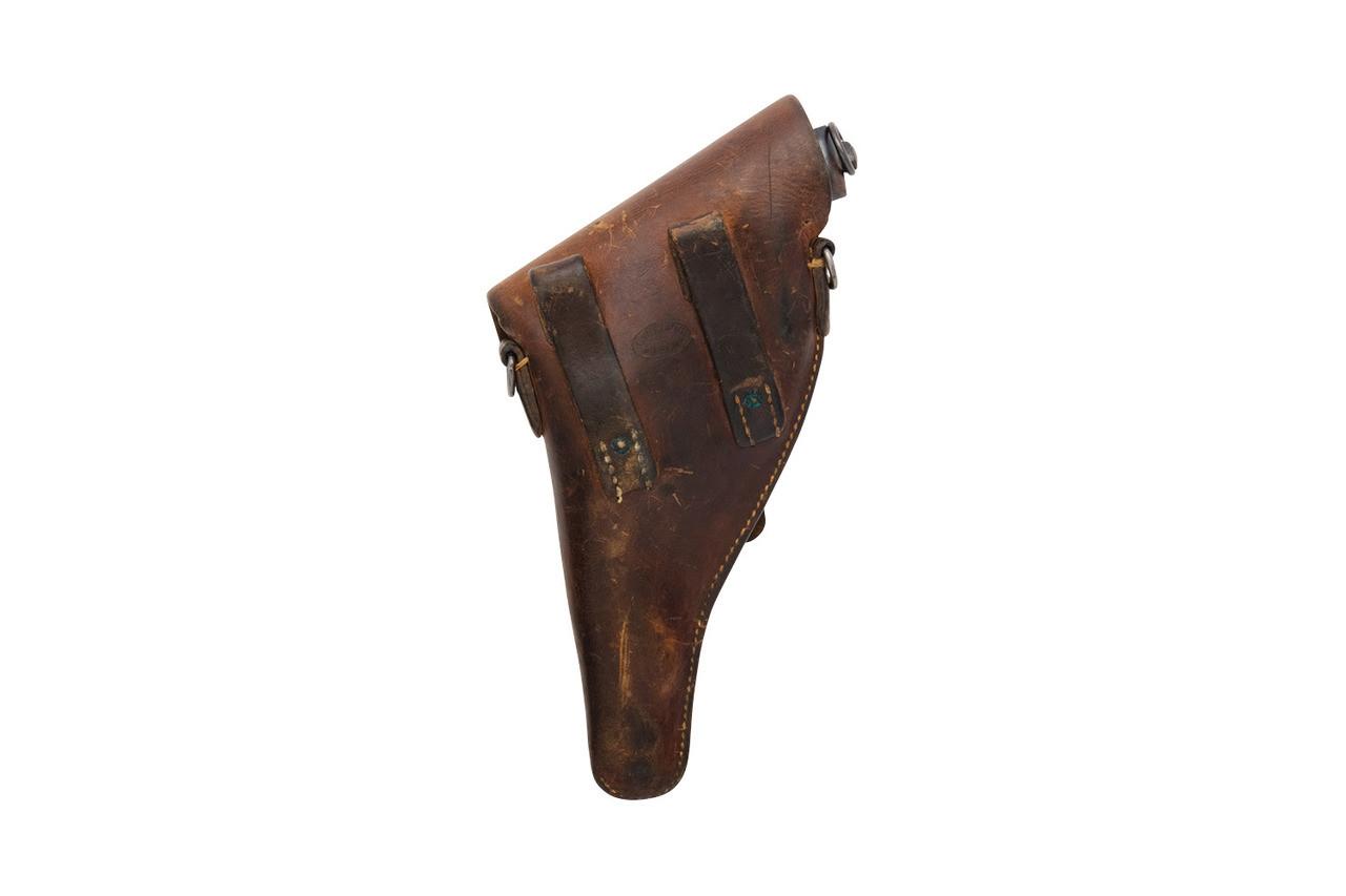 W+F Bern Swiss 1882 Revolver w/ Holster - sn 46xx