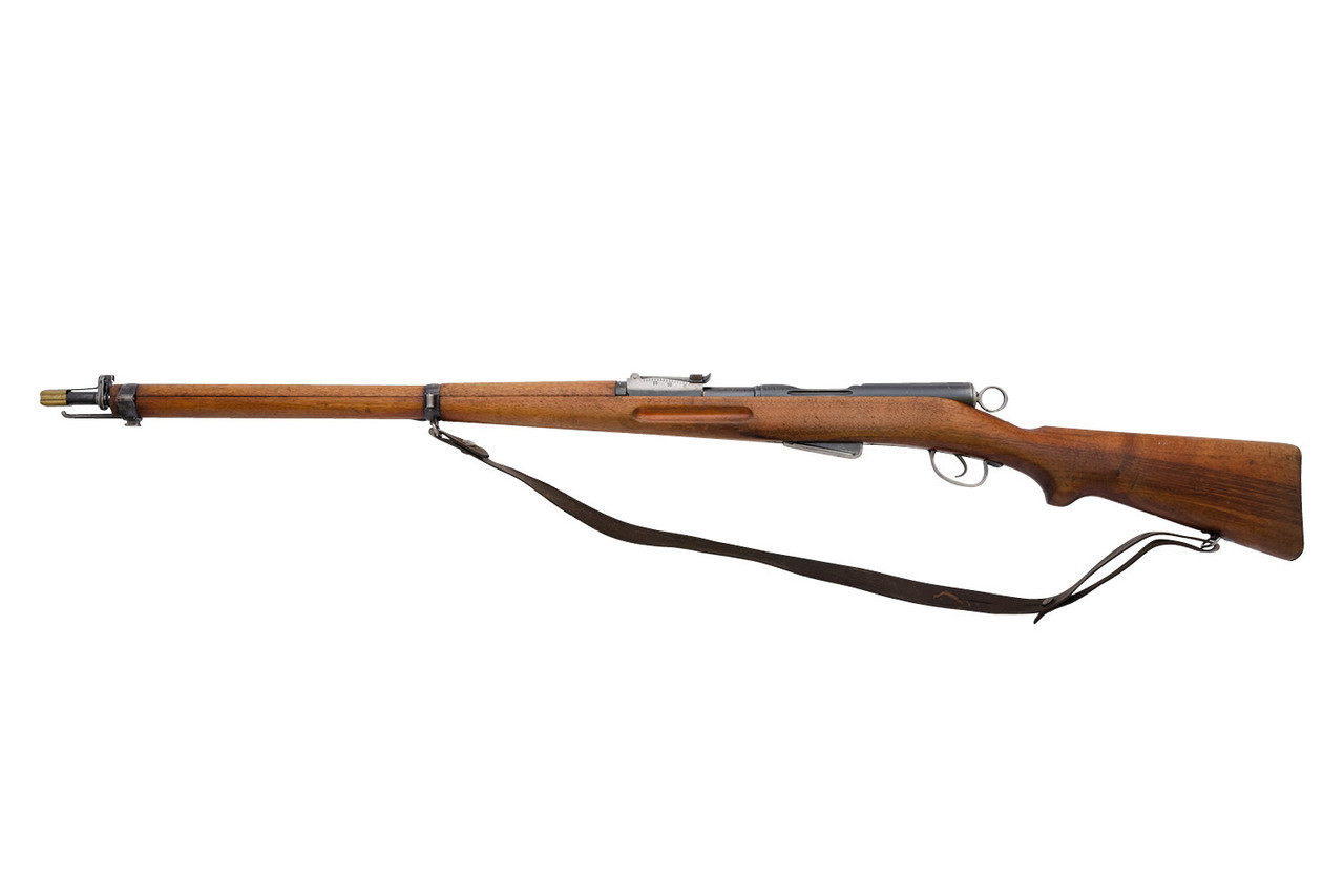 W+F Bern Swiss 1911 w/ Bayonet - sn 421xxx