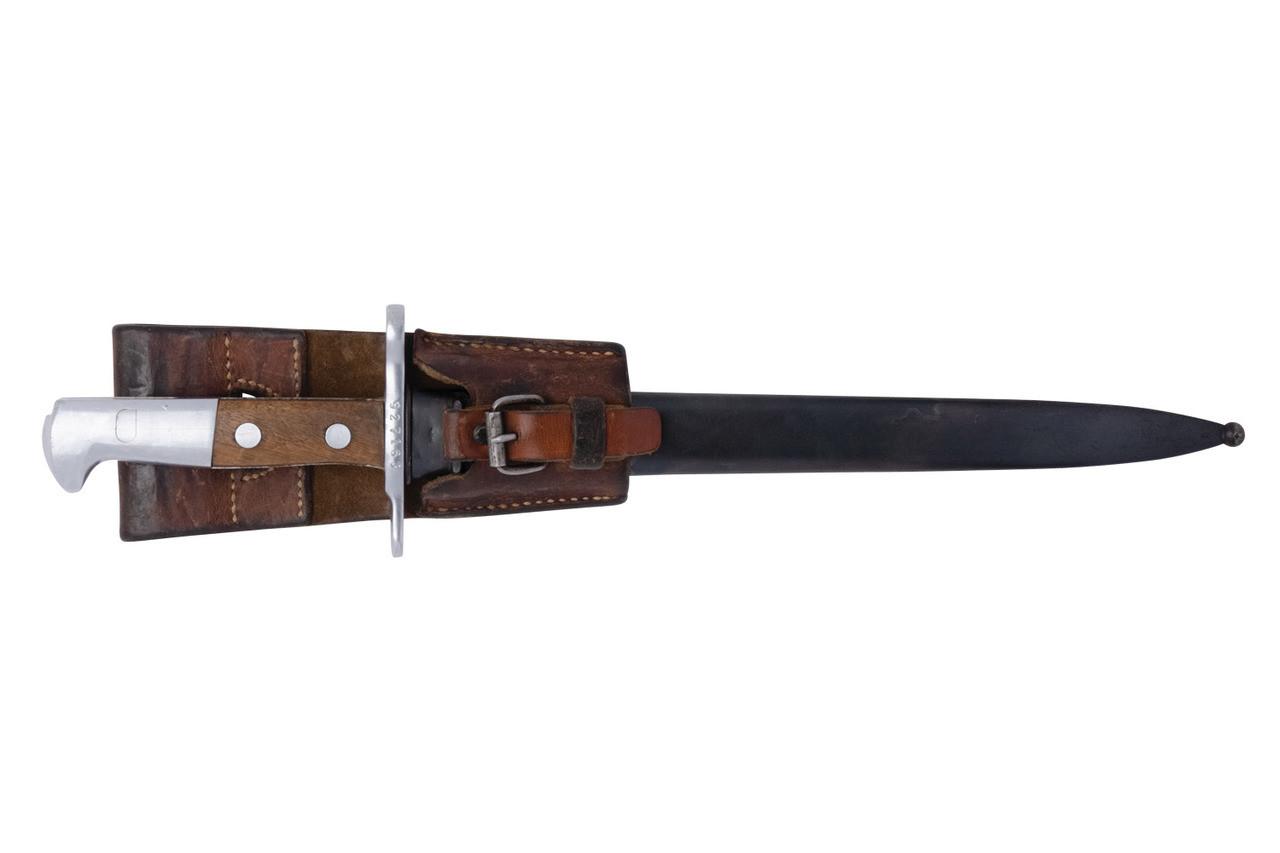 M1918 Elsener Schwyz Bayonet - sn 927163