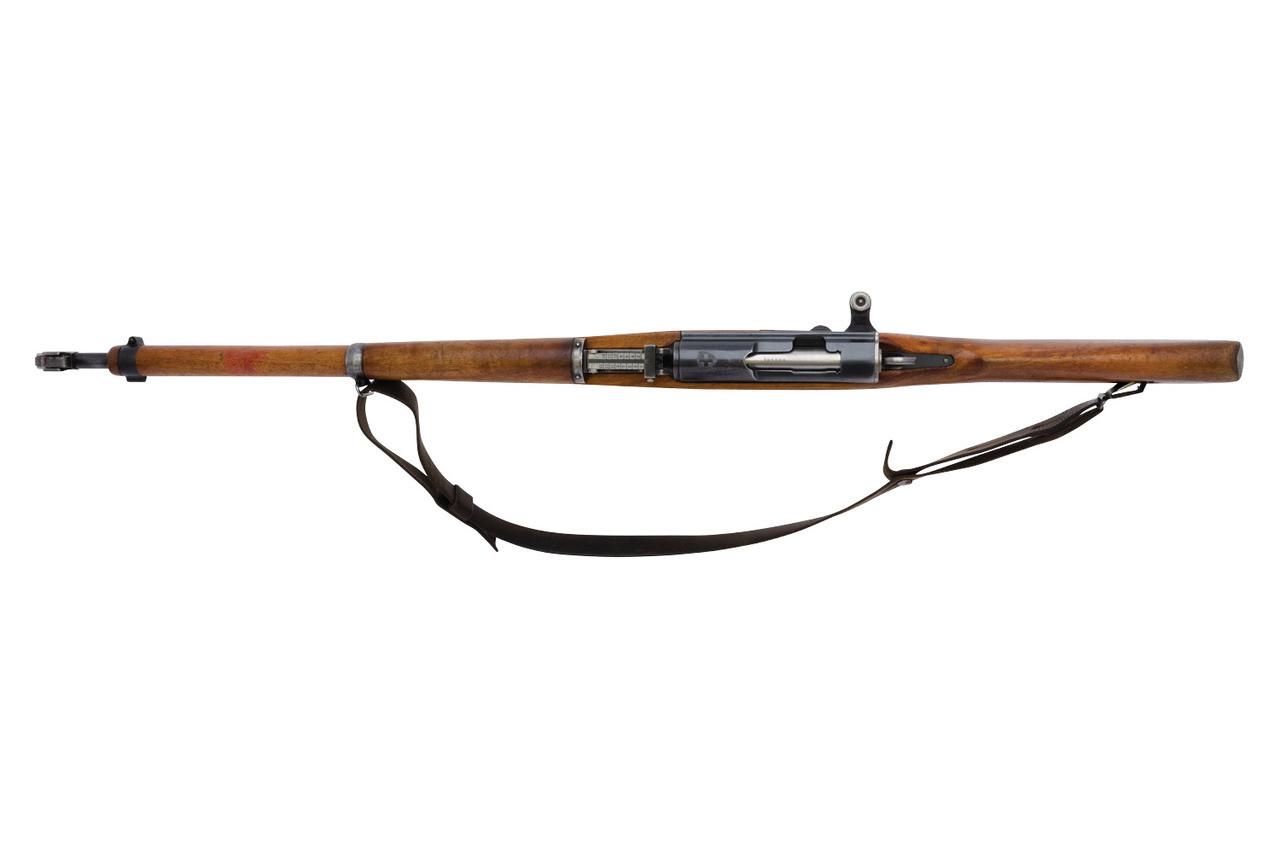 W+F Bern Swiss K31 w/ bayonet - sn 781xxx