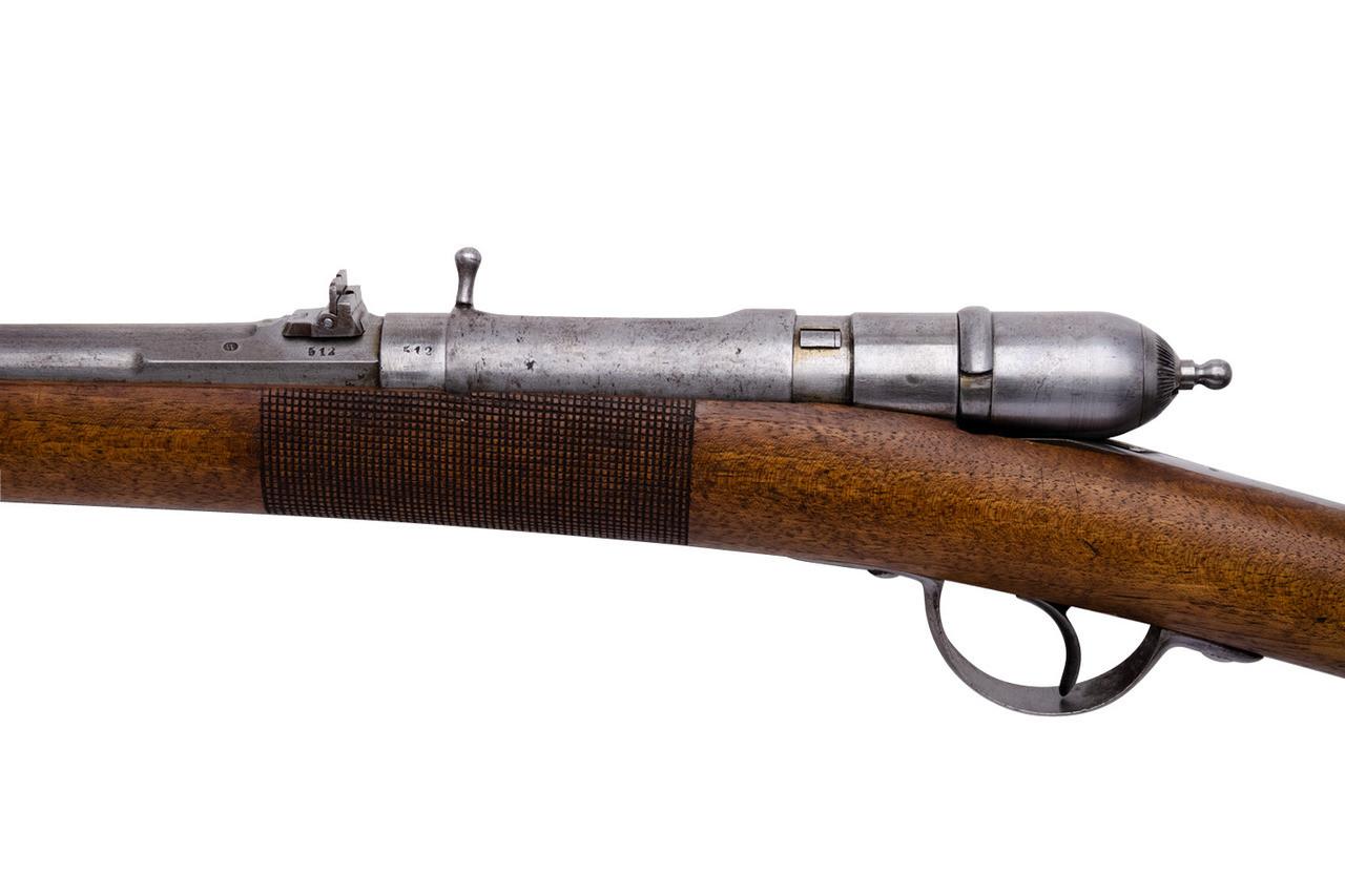 SIG Vetterli 1868 Prototype - x of 21 - sn 5xx