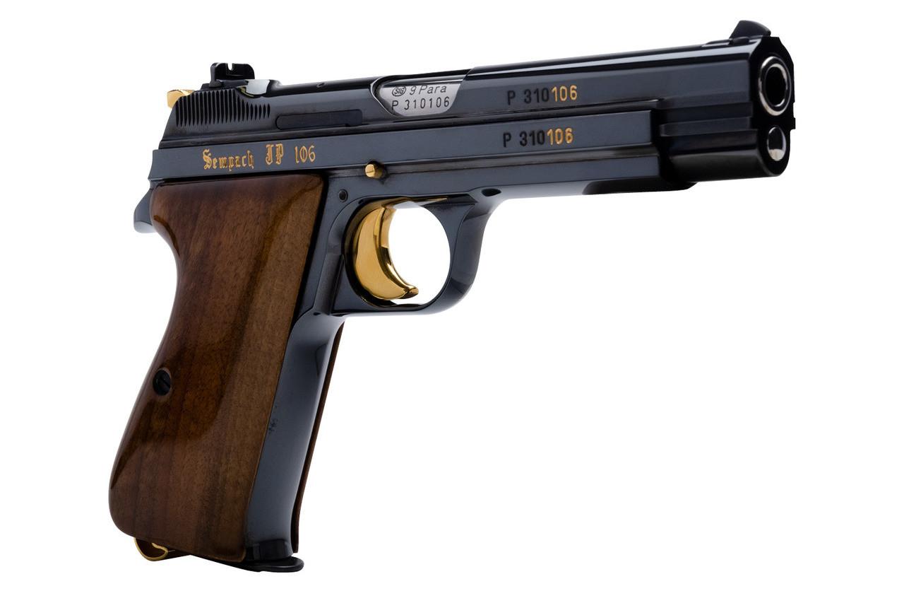 SIG P210 - Sempach Commemorative - sn P310xxx