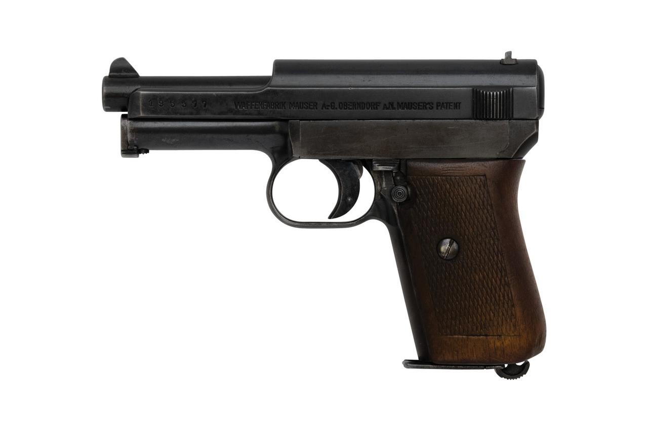 Mauser 1914 - sn 195xxx