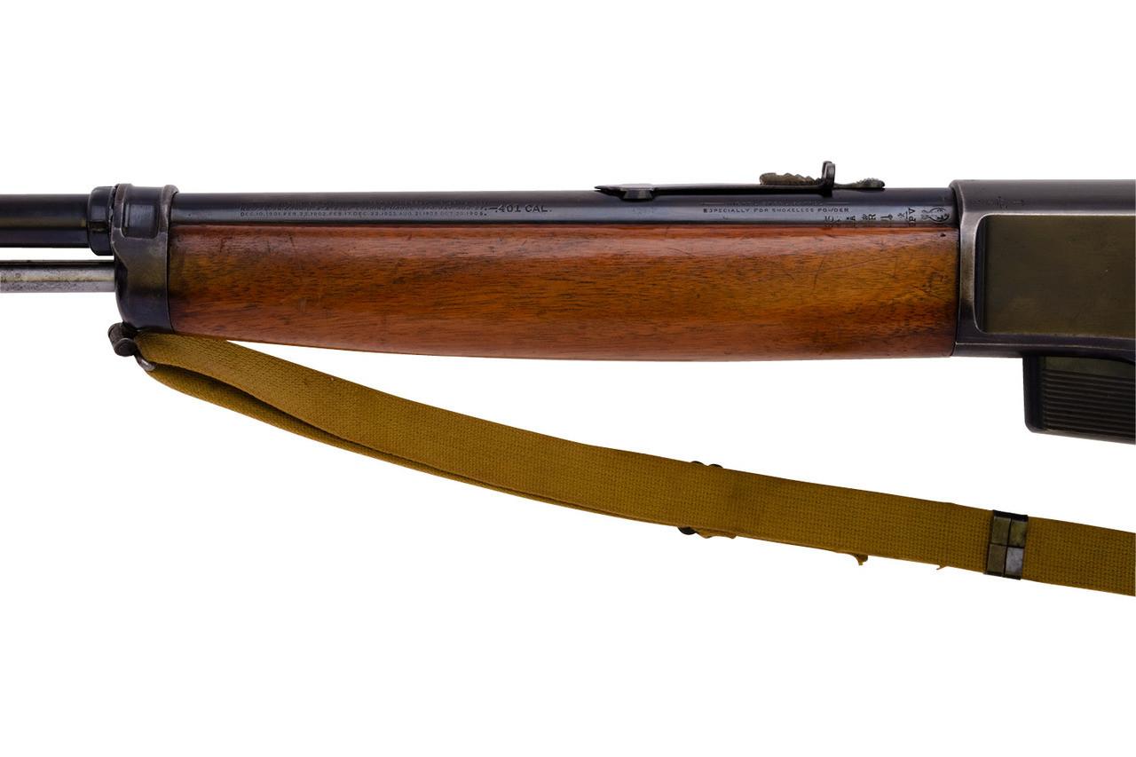 Winchester Model 1910 SL - sn 1xx