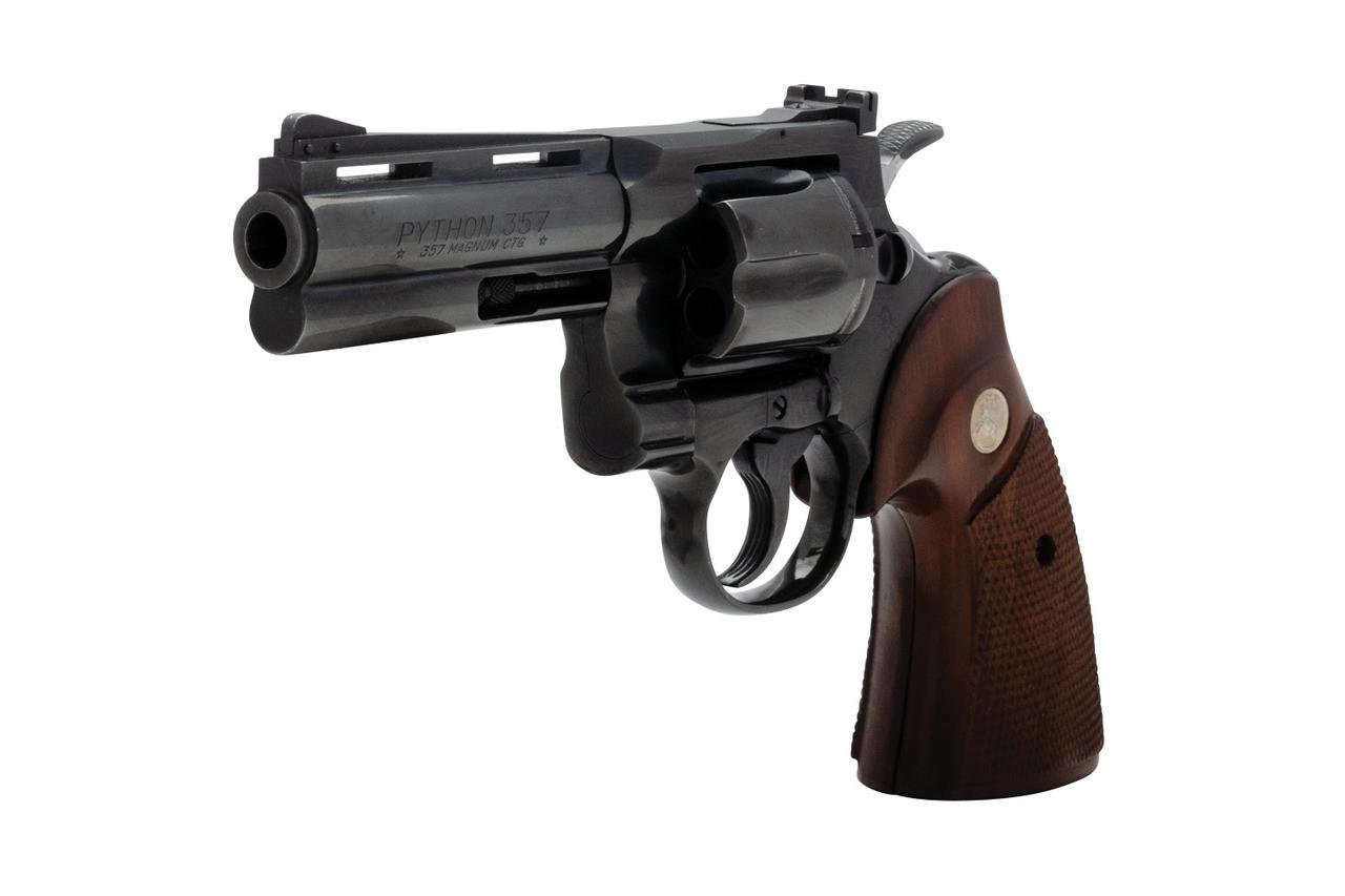 """Colt Python 4"""" - 1973 - sn E5xxxx"""