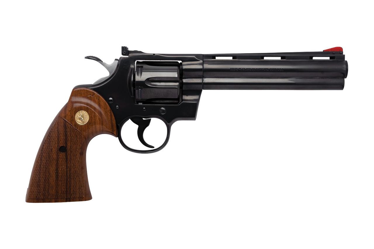 "Colt Python 6"" - 1982 - sn K8xxxx"