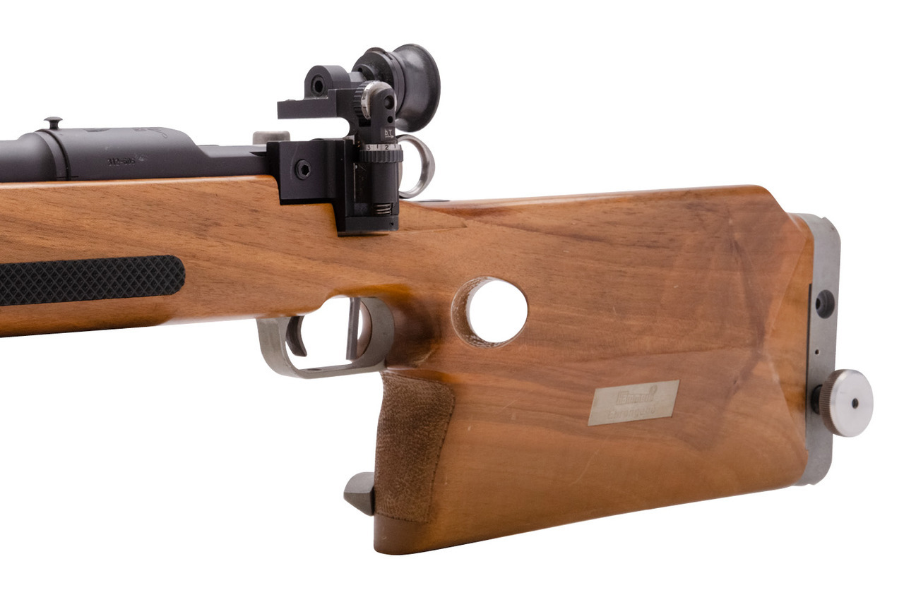 RARE Swiss Hammerli National Mod. 312 Target Rifle w/ GP11 case - sn 312xxx