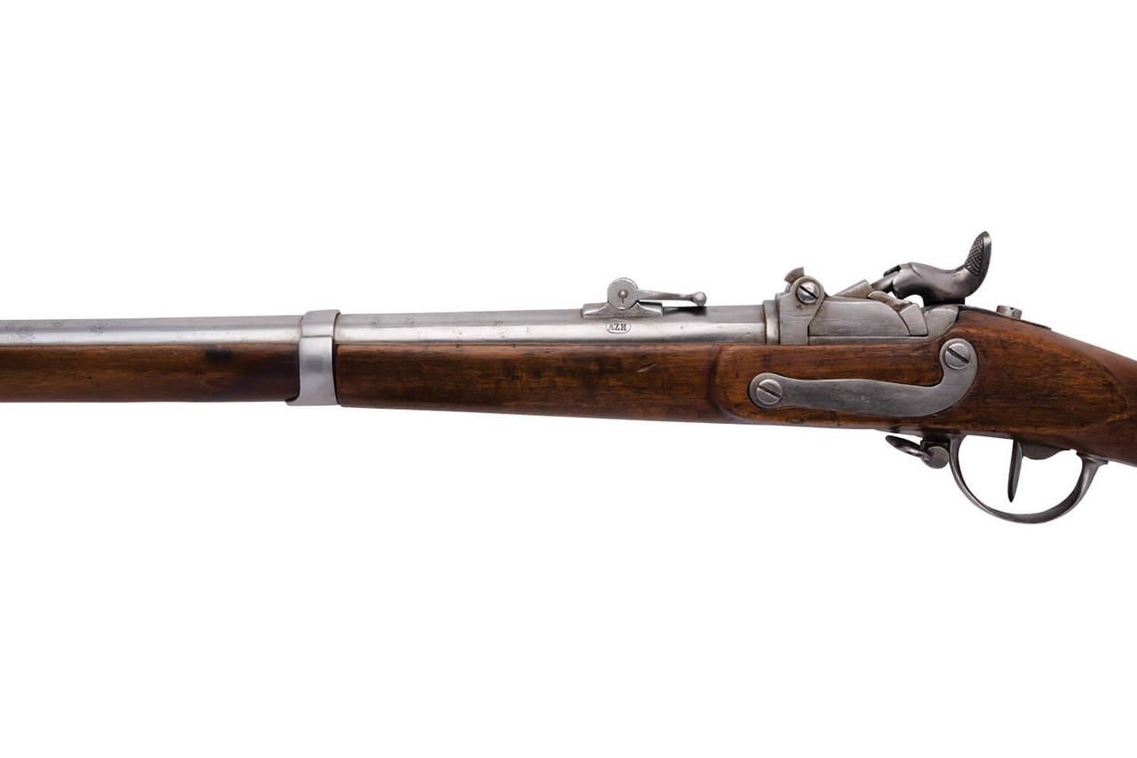 BEURET Freres Swiss Infantry 1842/59/67 w/bayonet - sn 4xxx