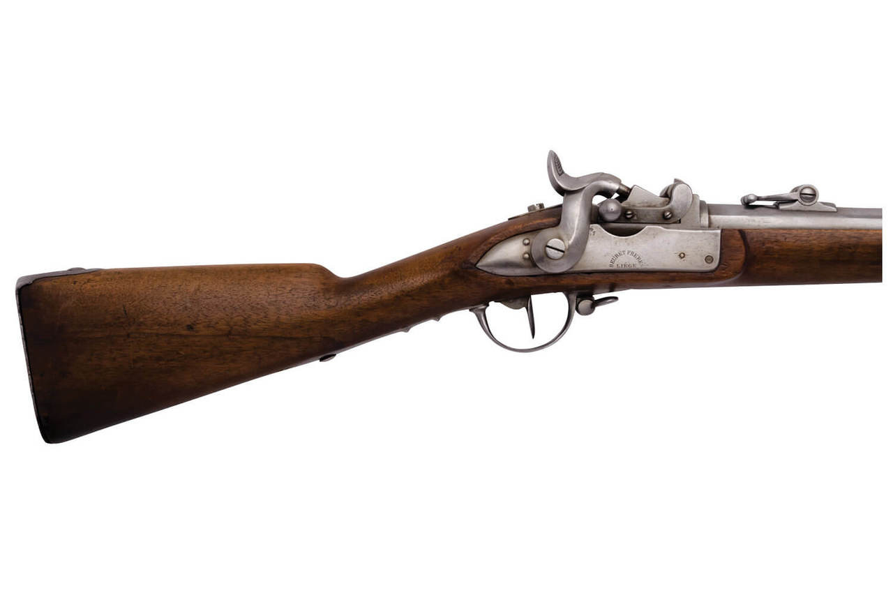 BEURET Freres IG1842/59/67 w/bayonet - sn 7xxx