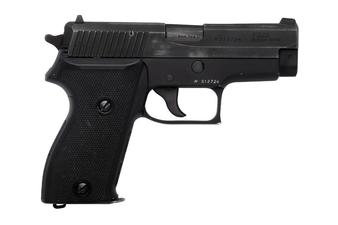 SIG Sauer P225 Lucerne Police - sn M513xxx