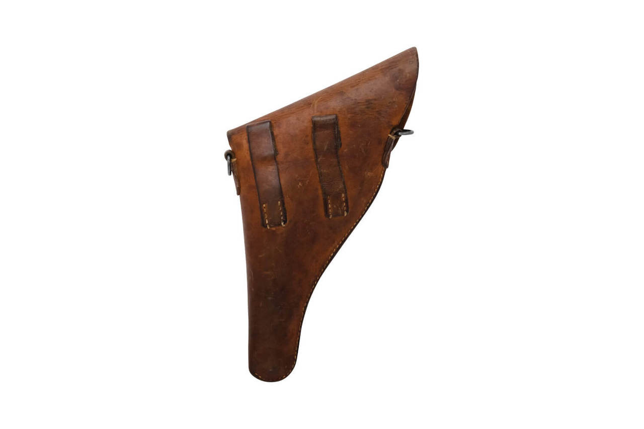 W+F Bern Swiss 1882 Revolver w/ Holster - sn 15xxx