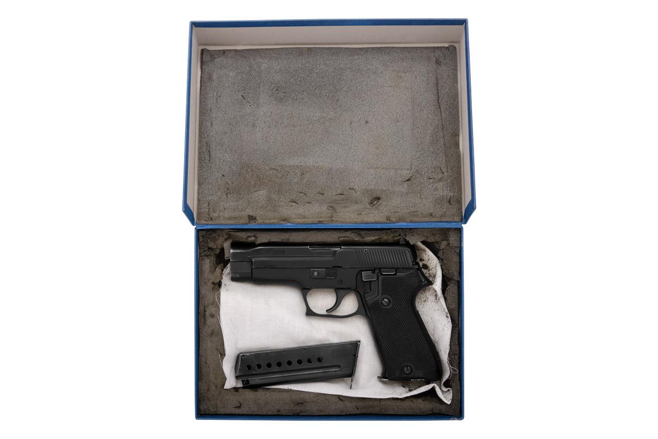 German SIG Sauer P220 w/ Spare Mag - sn G106xxx