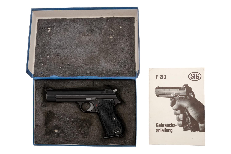 SIG Swiss Army P49 - sn A205xxx