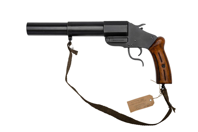 Swiss Military M17/38 Flare Gun - sn 19xx