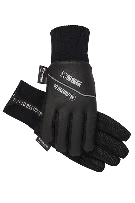 SSG 10 Below Winter Riding Gloves