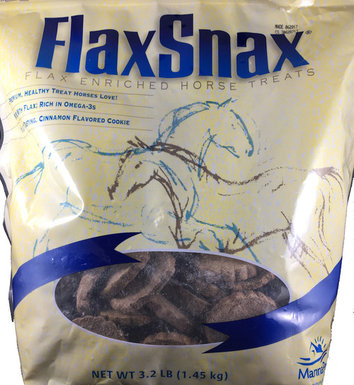 Flax Snax Horse Treats